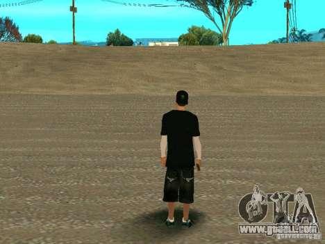 New wmybmx for GTA San Andreas second screenshot