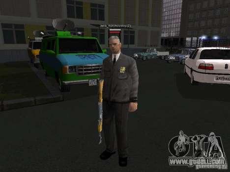 Skins of militia for GTA San Andreas seventh screenshot