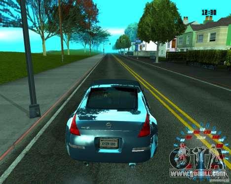ENB by Makc for GTA San Andreas forth screenshot