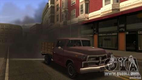 Diesel v 2.0 for GTA San Andreas third screenshot