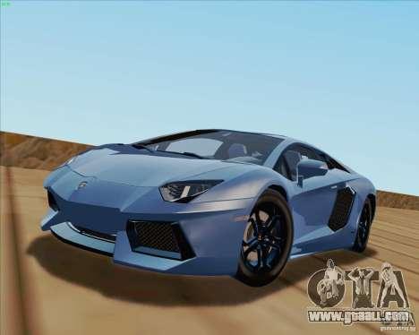 Playable ENB Series v1.1 for GTA San Andreas fifth screenshot