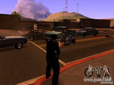 Pancor Jackhammer for GTA San Andreas third screenshot