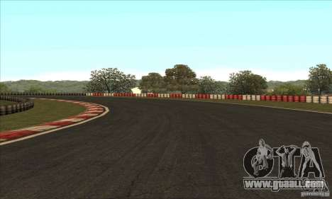 GOKART track Route 2 for GTA San Andreas tenth screenshot