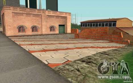 Firehouse for GTA San Andreas third screenshot