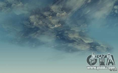Real Sky Efects for GTA San Andreas third screenshot
