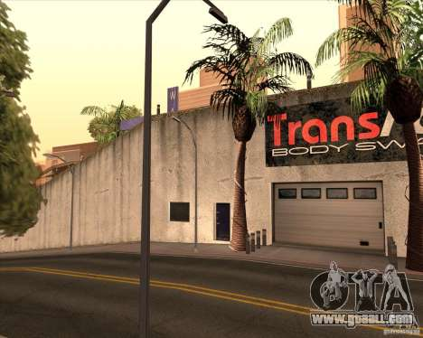A dealer Wang Cars for GTA San Andreas forth screenshot
