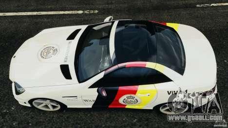 Mercedes-Benz SLK 2012 v1.0 [RIV] for GTA 4 right view