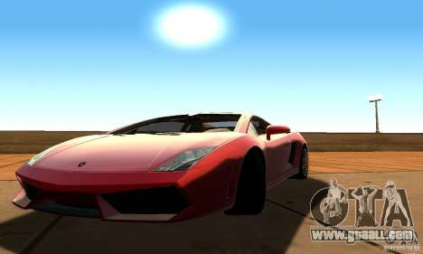 SA DRR Singe v1.0 for GTA San Andreas forth screenshot