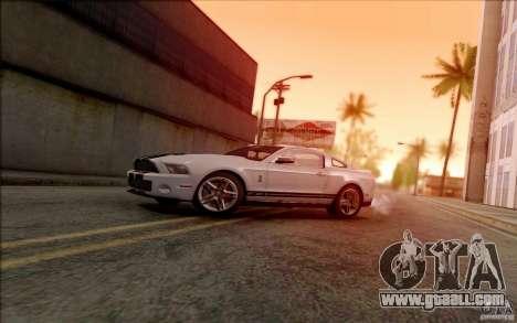 SA_DirectX 1.3 BETA for GTA San Andreas third screenshot