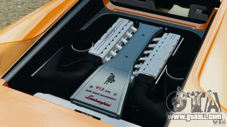 Lamborghini Diablo SV 1997 v4.0 [EPM] for GTA 4 side view