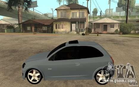 Chevrolet Celta VHC 2011 for GTA San Andreas