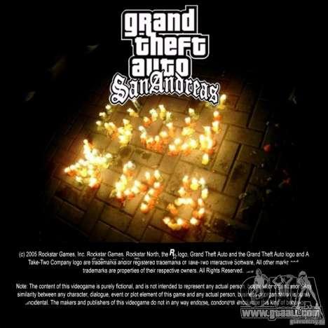 Radio group MOVIES for GTA San Andreas