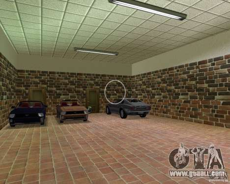 New Downtown: Shops and Buildings for GTA Vice City fifth screenshot