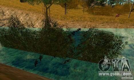 Crossing v1.0 for GTA San Andreas forth screenshot
