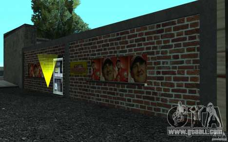 A new driving school in San Fierro for GTA San Andreas