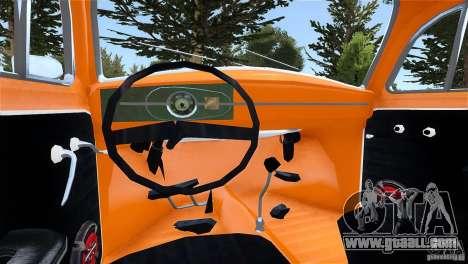 Baja Volkswagen Beetle V8 for GTA 4 back left view
