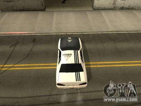 Vinyl for Elegy for GTA San Andreas forth screenshot