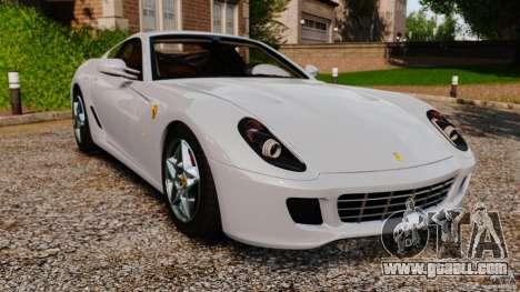 Ferrari 599 GTB Fiorano 2006 for GTA 4