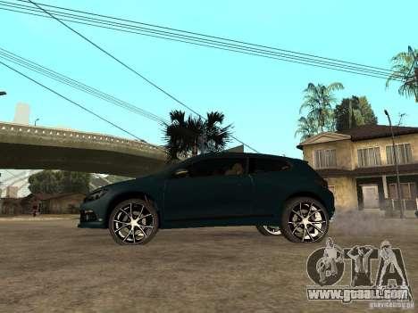 Volkswagen Scirocco 2010 for GTA San Andreas left view
