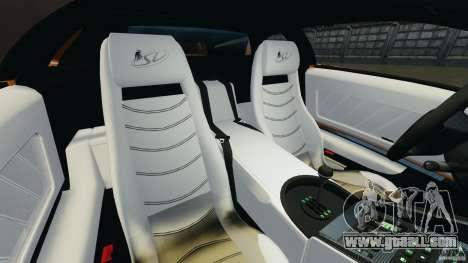 Lamborghini Diablo SV 1997 v4.0 [EPM] for GTA 4 inner view