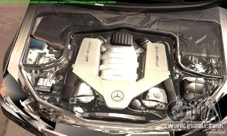 Mercedes-Benz E63 AMG 2010 for GTA San Andreas