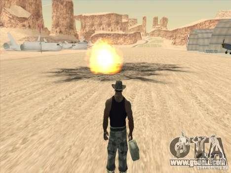 Beautiful clouds and more for GTA San Andreas fifth screenshot