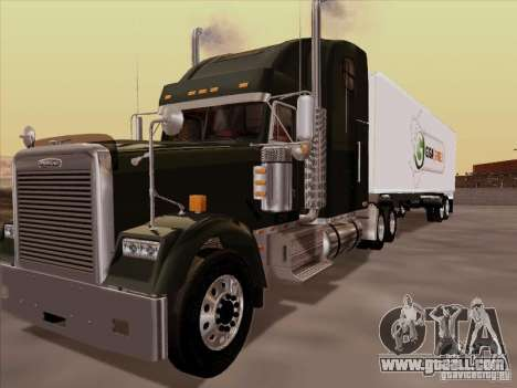 Freightliner FLD 120 Classic XL for GTA San Andreas