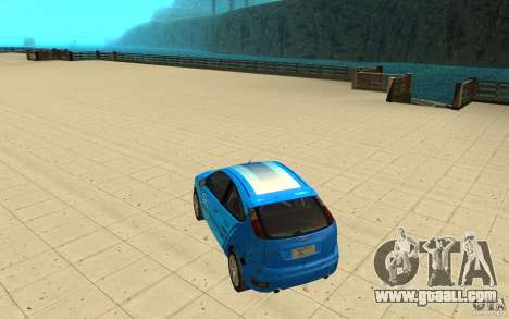 Ford Focus-Grip for GTA San Andreas side view
