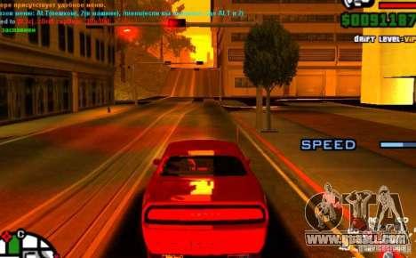Autopilot for cars for GTA San Andreas third screenshot