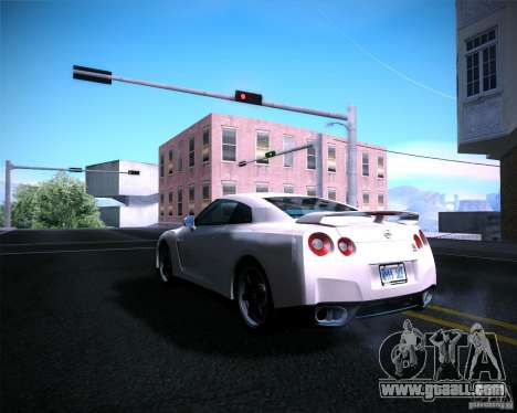 ENBseries by slavheg v2 for GTA San Andreas second screenshot