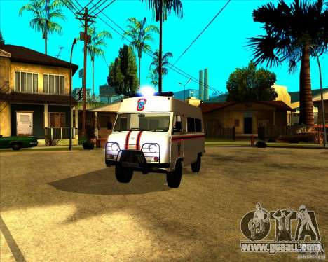 UAZ 3962 MOE for GTA San Andreas