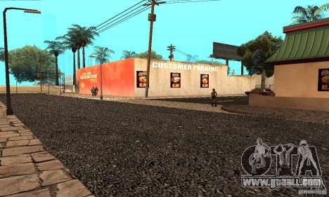 Grove Street for GTA San Andreas third screenshot