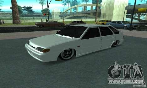 ВАЗ 2114 Lenso for GTA San Andreas