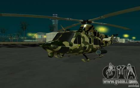 UH-1Y Venom for GTA San Andreas