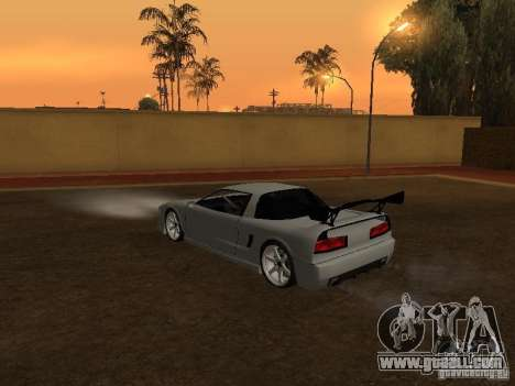 New Infernus HD for GTA San Andreas left view