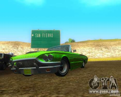 Sweet ENB Final for GTA San Andreas