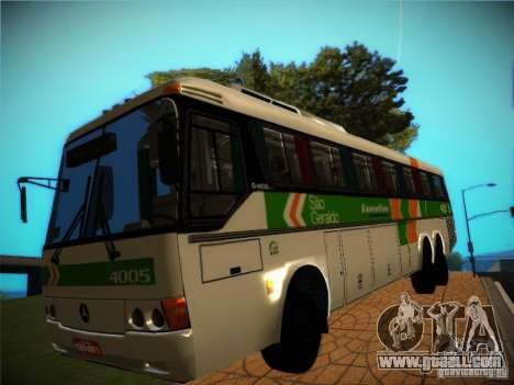 Mercedes-Benz O400 Monobloco for GTA San Andreas left view