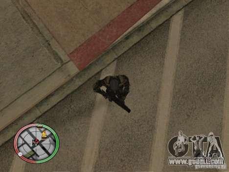 Alien weapons of Crysis 2 for GTA San Andreas sixth screenshot