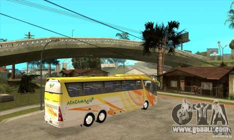 Irizar PB Scania K420 6x2 for GTA San Andreas right view