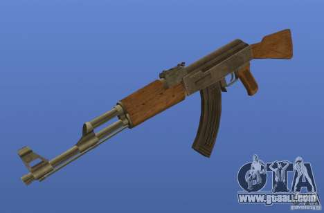 Weapon Textures for GTA 4 forth screenshot