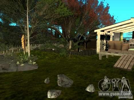 New Grove Street TADO edition for GTA San Andreas eleventh screenshot