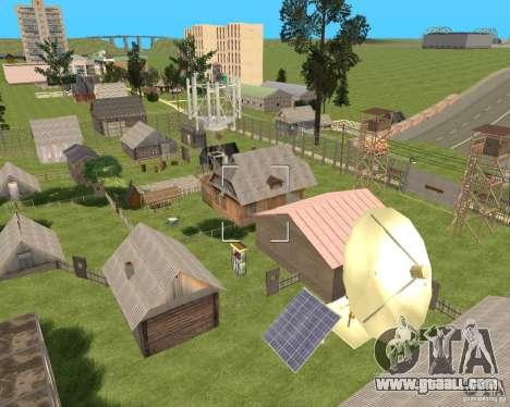 Base Gareli for GTA San Andreas