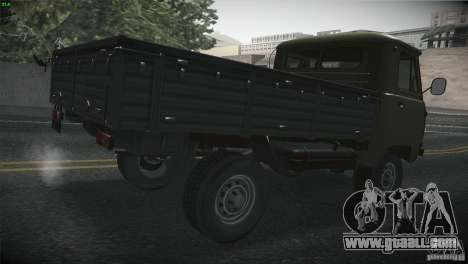 UAZ 3303 Tadpole for GTA San Andreas right view