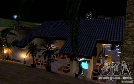 Beach Club for GTA San Andreas sixth screenshot