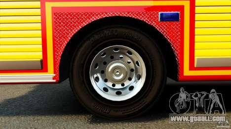 Mercedes-Benz Atego FPTGP Sapeurs Pompiers ELS for GTA 4 inner view