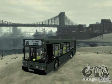 MAZ 103 Bus for GTA 4