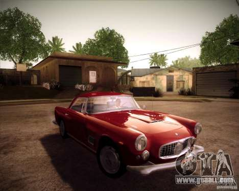 Maserati 3500 GT for GTA San Andreas right view
