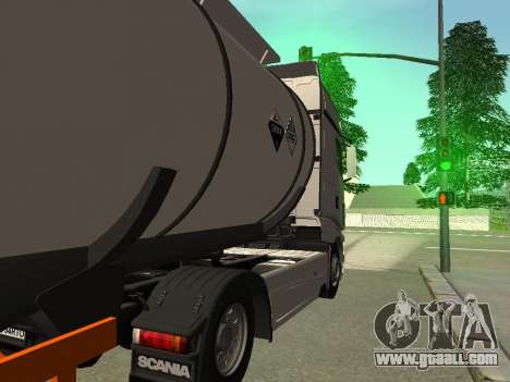 Scania R700 Euro 6 for GTA San Andreas right view