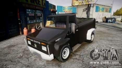 Desoto Ad250 4x4 for GTA 4