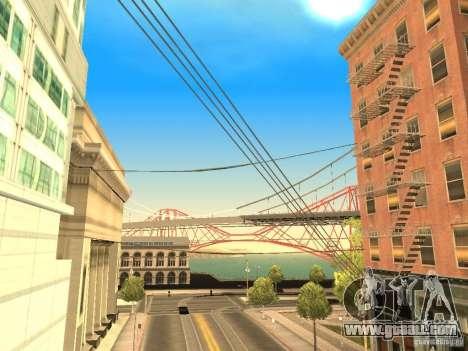 New Sky Vice City for GTA San Andreas fifth screenshot